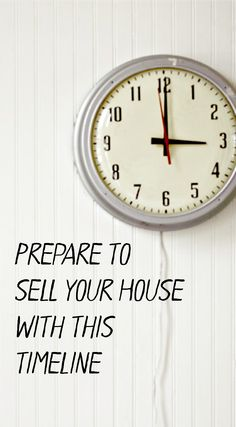 Prepare to sell your house in just two weeks with daily action steps using this…