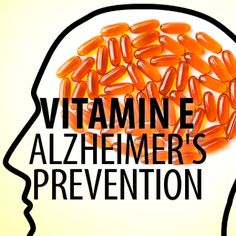 Are you worried about Alzheimer's Disease? Dr Oz listed some Vitamin E Brain Foods you can make part of your daily diet to slow Alzheimer's in the brain.