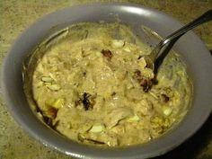SCD Banana Coconut 'Porridge' (*Use SCD yogurt...) #diet #workout #fitness #weightloss #loseweight