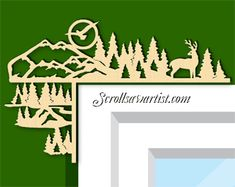 Scroll Saw Patterns :: Wildlife Black Bear Decor, Monument Park, Santa Sleigh, Scroll Saw Patterns, Halloween 2, Stained Glass Patterns, Forest Animals, Poinsettia, Deer