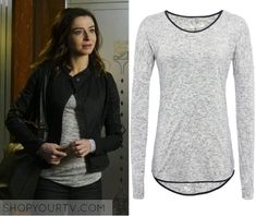Items of clothing worn on Grey's Anatomy Characters such as Cristina Yang…