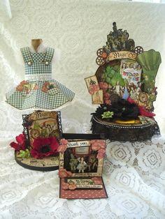 MAGIC OF OZ Altered Books, Altered Art, Magic Of Oz, Handmade Crafts, Diy Crafts, Matchbox Art, Arts And Crafts, Paper Crafts, Festa Party