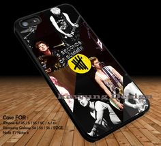 5 Seconds of Summer DOP2121 case/cover for iPhone 4/4s/5/5c/6/6 /6s/6s  Samsung Galaxy S4/S5/S6/Edge/Edge  NOTE 3/4/5 #music #5sos