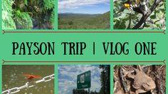 Payson Trip | Vlog 1