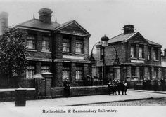 The Bermondsey and Rotherhithe Infirmary [formerly St. Local History, British History, Family History, Medical History, South London, Old London, London Street, London City, Old Pictures