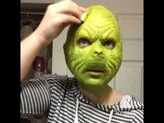 youtube halloween grinch night