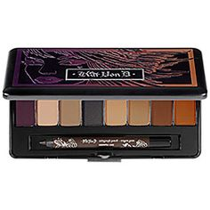 Kat Von D - Ladybird True Romance Eyeshadow Palette  #Sephora - bought this recently and I love the colors and the feel of the product. Everyone needs to try this one.
