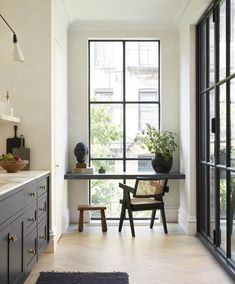 See Inside the Couple's Home Renovation Collaboration with Elizabeth Roberts - Architectural Digest Architectural Digest, Interior Design Kitchen, Interior Decorating, Swedish Interior Design, Interior Livingroom, Room Interior, Style At Home, Home And Deco, Furniture Decor