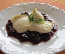 Rezept Panna Cotta surprise von elfe59 - Rezept der Kategorie Desserts