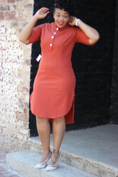 I love this classic simplicity. African Shirt Dress, Latest African Fashion Dresses, African Dresses For Women, African Print Dresses, African Print Fashion, African Attire, African Traditional Dresses, Short Gowns, Ankara Dress