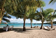 Dolphin Island tropical-modern retreat in Fiji