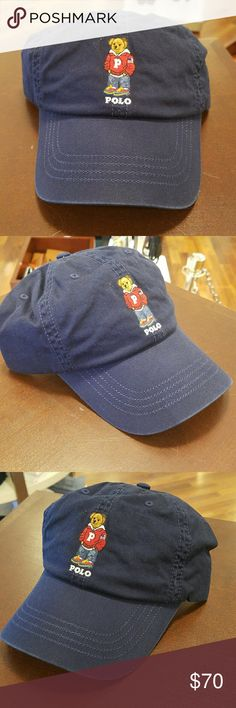 Limited Edition Ralph Lauren Cap Limited edition 2017 teddy bear cap price non-negotiable Ralph Lauren Accessories Hats