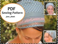 Excited to share the latest addition to my #etsy shop: How To Sew Your SINAR TICHEL Apron Tichel Pattern Hair Snood Head Covering PATTERN Jewish Headcovering Scarf Bandana Apron http://etsy.me/2EurxUb #supplies #wedding #thanksgiving #sewing #headscarf #chemo #apronpat