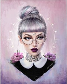 Stay Wild Moon Child by Character Inspiration, Character Art, Fashion Inspiration, Digital Art Girl, Moon Art, Moon Child, Portrait Art, Digital Portrait, Cute Drawings