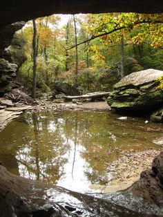 Lost Valley Trail, Arkansas. So many memories here with family and friends.