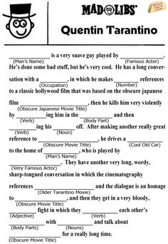 Rare image intended for funny mad libs for adults printable