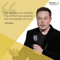 Musk initially found it impossible to get funding for SpaceX, which investors saw as a pipe dream. Musk then channeled all his own money into the company to make SpaceX a reality.