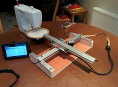 DIY Embroidery Machine