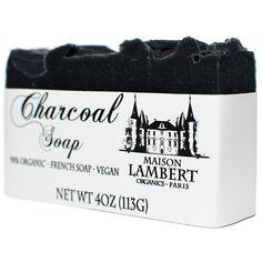Charcoal Soap - Organic Charcoal Soap - Handmade Soap, Men Soap, Tea Tree Soap, Vegan Soap, for Acne Skin, Oily Skin. Neem Oil Soap - Neem Soap - 4 Oz. 90% Organic - Vegan - Handmade in the pure French Tradition. Activated Bamboo Charcoal will draw all impurities and help detox your skin. Neem oil contains an aspirin-like compound that helps with acne conditions by ridding the skin of acne-causing bacteria. It also helps reduce redness and inflammation. Organic Unrefined Argan Oil and…