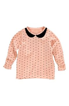 Lækre Name it Bluse Pam mini Koralrosa Name it Toppe til Børn & teenager til hverdag og fest