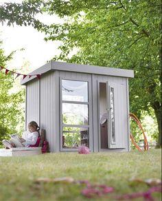 Maisonnette en bois Léandre - Soulet | Disponible chez Leroy Merlin