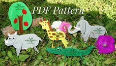 Excited to share the latest addition to my #etsy shop: 3D Puzzle Felt Animals PDF Sewing Pattern Jigsaw Puzzles Baby Sewing Pattern Quiet Book Felt Toy Soft Toy PDF Baby Gift Felt Pattern http://etsy.me/2iWvbjc #materialy #ite #feltpattern #feltpuzzle #feltanimals #fel