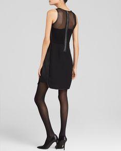 Rebecca Taylor Dress - Sleeveless Modern Deco Embellished | Bloomingdale's