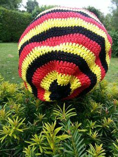 Deutschland-Beanie http://roryshandmadestuff.blogspot.de/