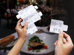 Go Dutch Bill is a concept that allows diners to get their bill printed individually, as per their order.