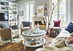 Egy szuper kis lakás földszinten kertkapcsolattal, hangulatos, otthonos stílusban berendezve