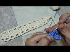 Πλεκτή κορδέλα για τα μαλλιά με βελονάκι σε λουλούδια γίνεται κι βραχιόλι - YouTube Crochet Necklace, Youtube, Jewelry, Fashion, Moda, Jewlery, Jewerly, Fashion Styles, Schmuck