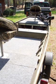 Decking a Jon Boat - Georgia Outdoor News Forum