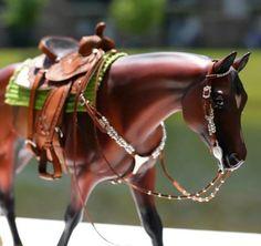 Children 4 Horses: Creating Model Horse Tack