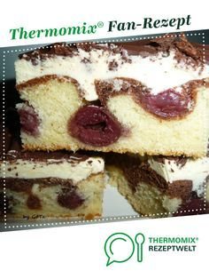 Donauwelle - easy going from Jagga. A Thermomix ® recipe from the Sweet Baking category at www.de, the Thermomix ® Community. Donauwelle - easy going Sarah Wallat Backen Donauwelle - easy going from Jagga. A Thermomix ® recipe Thermomix Desserts, Healthy Dessert Recipes, No Bake Desserts, Easy Desserts, Baking Recipes, Vegan Recipes, Baking Desserts, Desserts Sains, Cheesecake Recipes