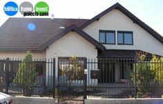 Proiect de Vilă Parter și Mansardă 04 Case, Outdoor Decor, Home Decor, Decoration Home, Room Decor, Home Interior Design, Home Decoration, Interior Design