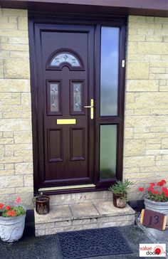 If you're wanting to get a Front Door fitted, we're a fantastic uPVC Door company that has a wide uPVC Door range. You can get uPVC Front Doors supplied and fitted by us by clicking the link below!   #upvcfrontdoor #upvcfrenchdoors #upvcporchideas #upvcwindow #upvcdoor #upvc #upvcbackdoor #homedecor #homeideas