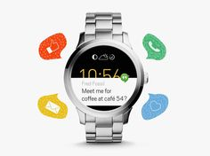 Fossil's new smartwatches favor fashion over tech