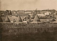 Prince Alfred Park,Surry Hills,in Sydney in 1870.