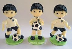 how to make football players out of fondant - Google претрага