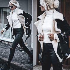 More looks by Oksana Orehhova: http://lb.nu/oksiger  #casual #minimal #street
