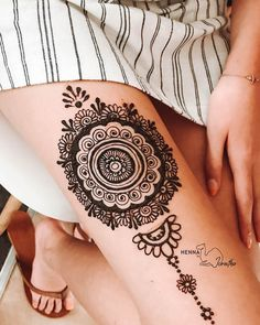 """Henna By Jorietha on Instagram: """"MANDALA I am so blessed to have a job that is so relaxing. 🥰 #hennabyjorietha #hennamandala #mandala #mehndimandala #henna2021"""" Henna Mandala, I Am Blessed, Hand Henna, Mehndi, Hand Tattoos, Relax, Instagram, Henna, Hennas"""
