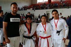 Estudiantes de las carreras de Energías Renovables y de Biotecnología obtienen medallas de plata y bronce en el XXXVI Torneo Nacional Harán de Taekwondo, mismo en el que se dieron ...