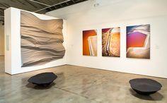 NextNewCA at the San Jose ICA, Exhibition view