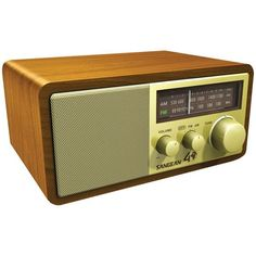 Sangean Wr11Se 40Th Anniversary Edition Hi-Fi Tabletop Radio