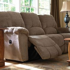 Lazy Boy Double Recliner Sofa - A sofa is one that is usually 1 piece of furniture. It is possible to find several of thes Sofa Couch, Sofa Set, Couch Sets, Lazy Boy Furniture, Lazy Boy Recliner, Cheap Couch, Sofa Inspiration, Contemporary Sofa, Best Sofa