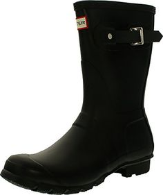 Hunter Womens Orig Short Rubber Boots EUR 38 Navy     Continue to the  product at the image link. 7056be54f5a
