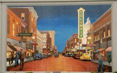 Downtown Paducah, KY 1940s