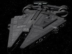 Imperial Arquetines class light cruiser