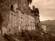 Houses Built On Cliffs | Houses built into cliff from hawksnest, Royalty-free stock photo ...