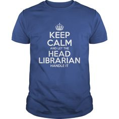 Awesome Tee For Head Librarian T-Shirts, Hoodies. VIEW DETAIL ==► https://www.sunfrog.com/LifeStyle/Awesome-Tee-For-Head-Librarian-112872850-Royal-Blue-Guys.html?id=41382